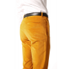 Pants man fitted corduroy stretch