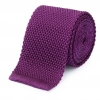 Tie fine mesh knit of pure silk