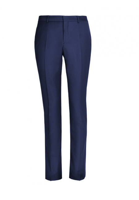 Pantalon ajusté pure laine Super 110's Vitale Barberis Canonico David
