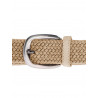 Braided belt elastic