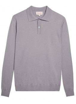 Polo shirt mens 100% cashmere