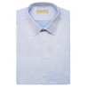 Shirt man slim fit quilted diamond